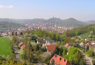 Eisenach Panorama