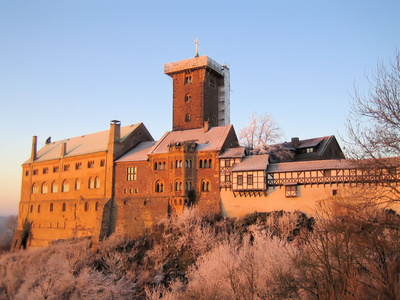 Wartburg Winter